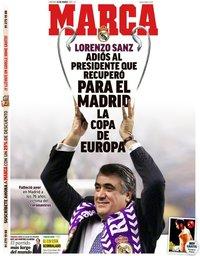 capa Jornal Marca de 22 março 2020