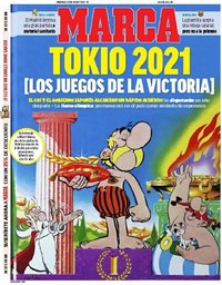 capa Jornal Marca de 25 março 2020