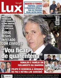 capa Lux de 19 março 2020