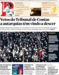 capa Público de 7 março 2020