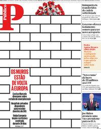 capa Público de 17 março 2020