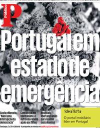 capa Público de 19 março 2020