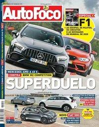 capa Revista Auto Foco de 12 março 2020