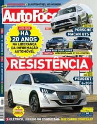 capa Revista Auto Foco de 26 março 2020