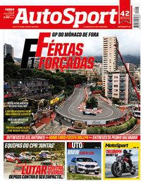 capa de Revista Autosport