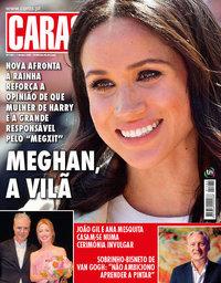 capa Revista Caras de 5 março 2020