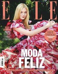 capa de Revista Elle
