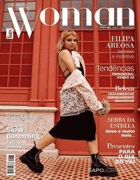 capa de Revista Lux WOMAN