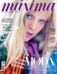 capa de Revista Máxima