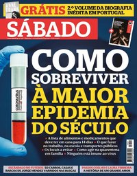 capa Revista Sábado de 5 março 2020