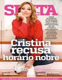 capa Revista Sexta de 6 março 2020