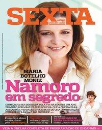 capa Revista Sexta de 13 março 2020
