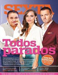 capa Revista Sexta de 20 março 2020