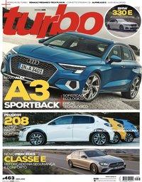 capa de Revista Turbo