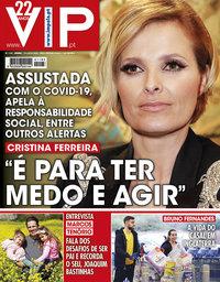 capa VIP de 14 março 2020