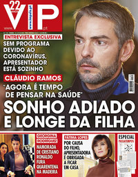 capa VIP de 21 março 2020