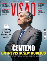 capa Visão de 4 março 2020