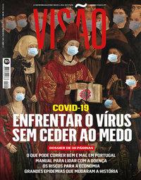 capa Visão de 11 março 2020