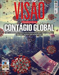 capa Visão de 18 março 2020