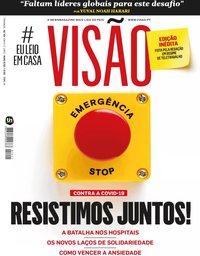 capa Visão de 19 março 2020