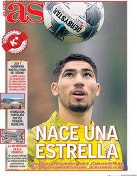 capa Jornal As de 2 abril 2020