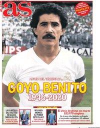 capa Jornal As de 3 abril 2020