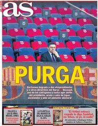 capa Jornal As de 9 abril 2020
