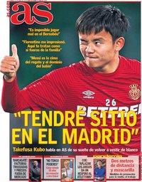 capa Jornal As de 12 abril 2020
