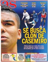capa Jornal As de 13 abril 2020