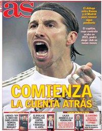 capa Jornal As de 14 abril 2020