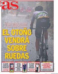 capa Jornal As de 16 abril 2020