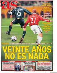 capa Jornal As de 19 abril 2020
