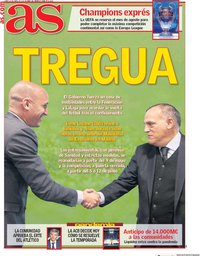 capa Jornal As de 20 abril 2020