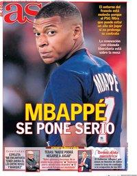 capa Jornal As de 25 abril 2020