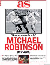 capa Jornal As de 29 abril 2020