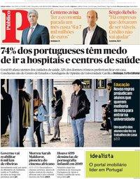 capa Público de 14 abril 2020