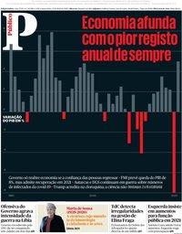 capa Público de 15 abril 2020