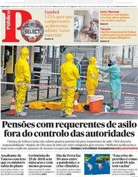 capa Público de 22 abril 2020
