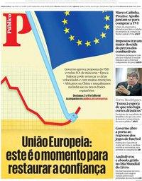 capa Público de 23 abril 2020