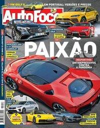 capa Revista Auto Foco de 9 abril 2020