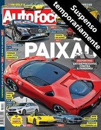 capa Revista Auto Foco de 16 abril 2020