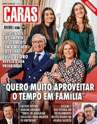 capa Revista Caras de 16 abril 2020