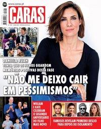 capa Revista Caras de 30 abril 2020