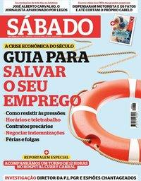 capa Revista Sábado de 16 abril 2020
