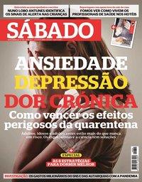 capa Revista Sábado de 23 abril 2020