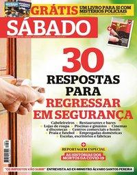 capa Revista Sábado de 29 abril 2020