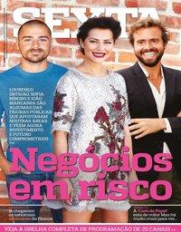 capa Revista Sexta de 3 abril 2020