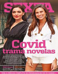 capa Revista Sexta de 10 abril 2020