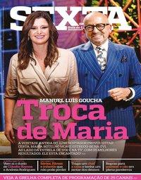 capa Revista Sexta de 17 abril 2020
