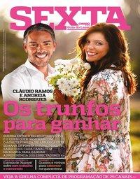 capa Revista Sexta de 24 abril 2020